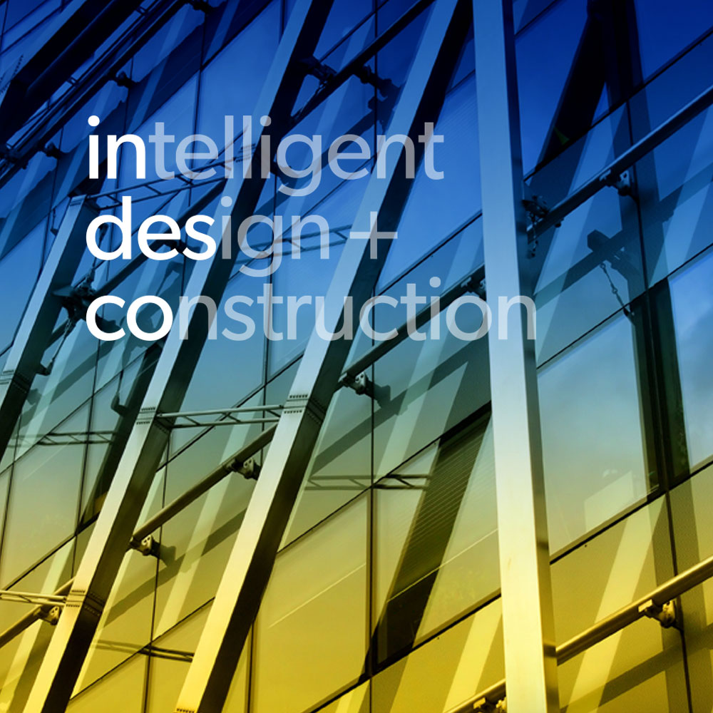 Indesco name development and brand design
