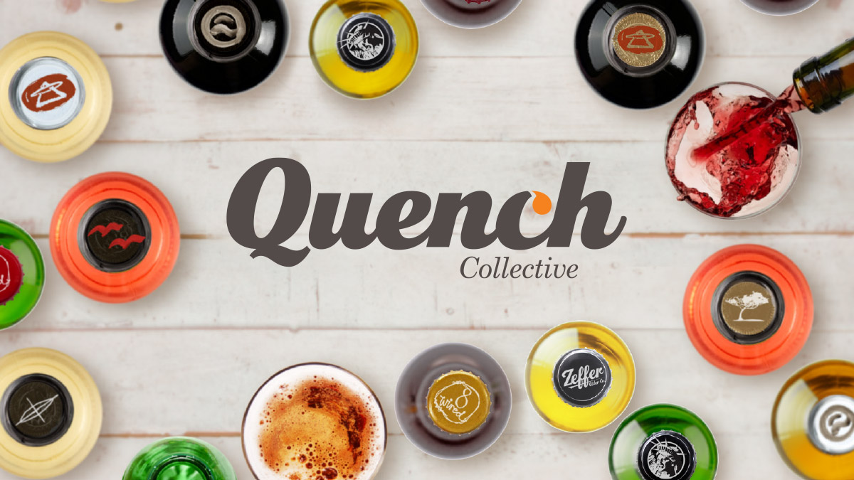 Quench website